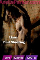 Liana in First Shooting gallery from AXELLE PARKER