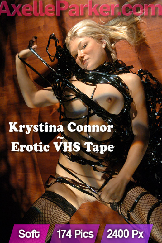 Krystina Connor - `Erotic VHS Tape` - for AXELLE PARKER