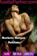 Marketa Morgan in Sublime gallery from AXELLE PARKER
