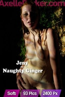 Jeny in Naughty Ginger gallery from AXELLE PARKER