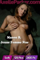 Manon R in Jeune Femme Nue gallery from AXELLE PARKER