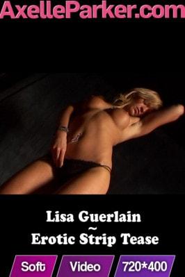 Lisa Guerlain  from AXELLE PARKER