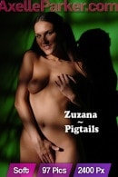 Zuzana in Pigtails gallery from AXELLE PARKER