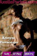 Kristyna in Provocatrice gallery from AXELLE PARKER