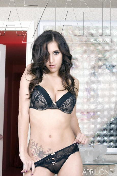 April Oneil - `Set 4` - for AZIANI ARCHIVES