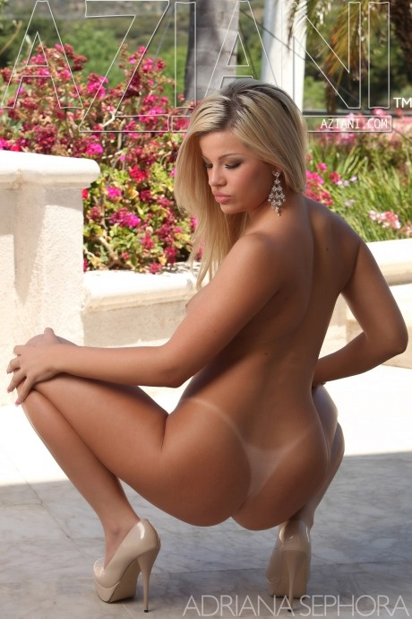 Adriana Sephora - `Set 1` - for AZIANI ARCHIVES
