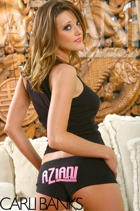 Carli Banks - `Set 3` - for AZIANI ARCHIVES