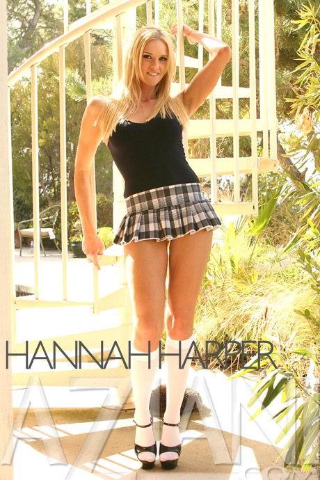 Hannah Harper - `Set 4` - for AZIANI ARCHIVES