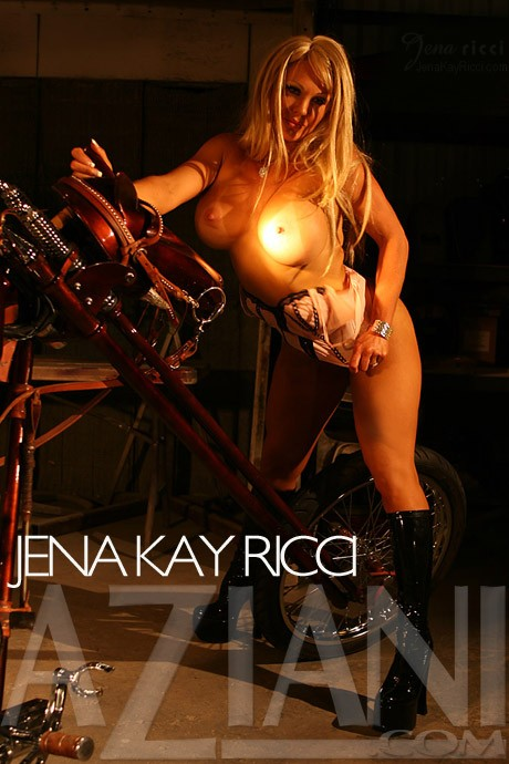 Jena Kay Ricci - `Set 44` - for AZIANI ARCHIVES