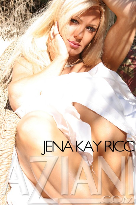 Jena Kay Ricci - `Set 28` - for AZIANI ARCHIVES