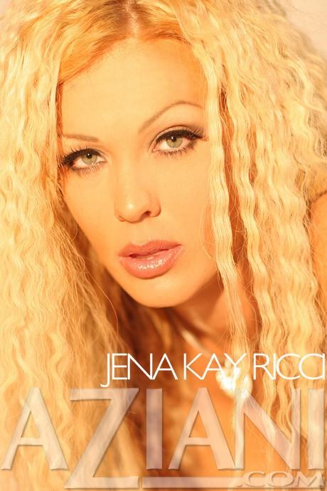 Jena Kay Ricci - `Set 27` - for AZIANI ARCHIVES