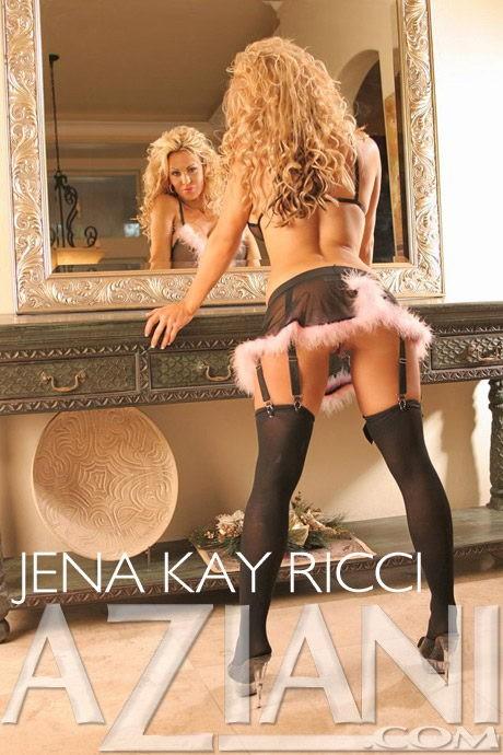 Jena Kay Ricci - `Set 2` - for AZIANI ARCHIVES