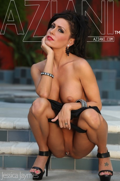 Jessica Jaymes - `Set 7` - for AZIANI ARCHIVES