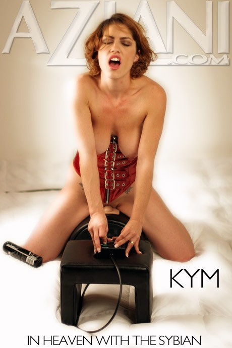Kym - `Set 7` - for AZIANI ARCHIVES