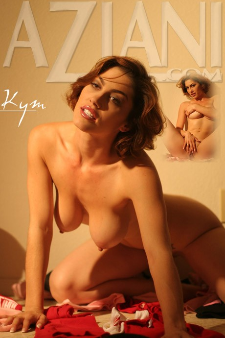 Kym - `Set 5` - for AZIANI ARCHIVES