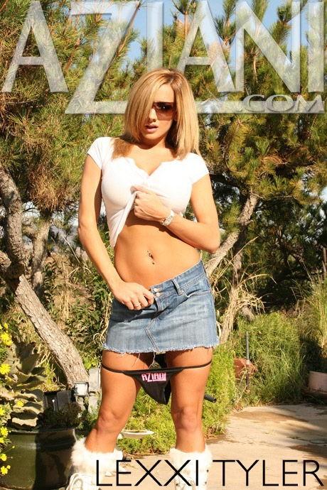 Lexxi Tyler - `Set 3` - for AZIANI ARCHIVES