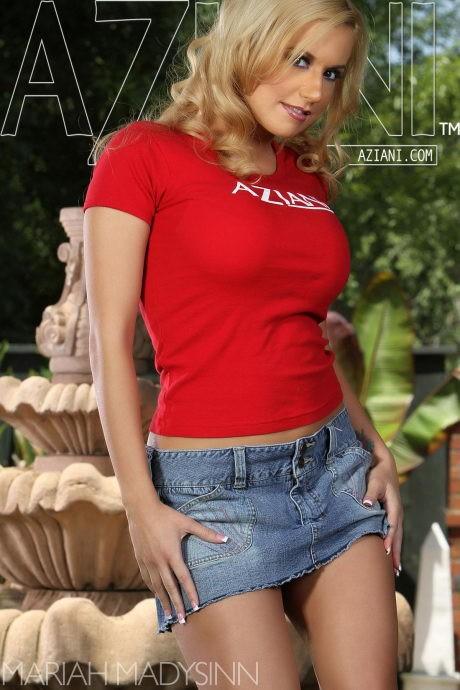 Mariah Madysinn - `Set 1` - for AZIANI ARCHIVES