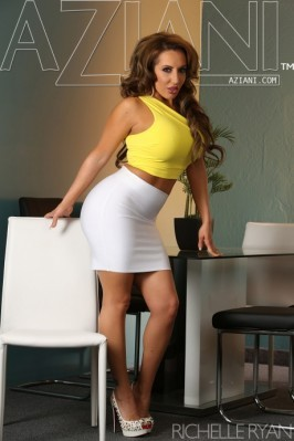 Richelle Ryan  from AZIANI ARCHIVES