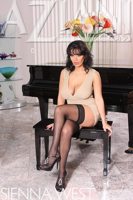 Sienna West - `Set 7` - for AZIANI ARCHIVES