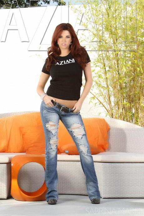 Sabrina Maree - `Set 2` - for AZIANI ARCHIVES
