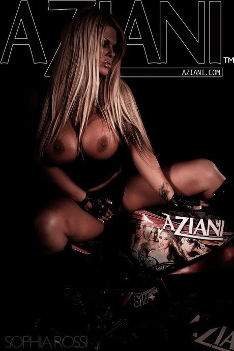 Sophia Rossi - `Set 21` - for AZIANI ARCHIVES
