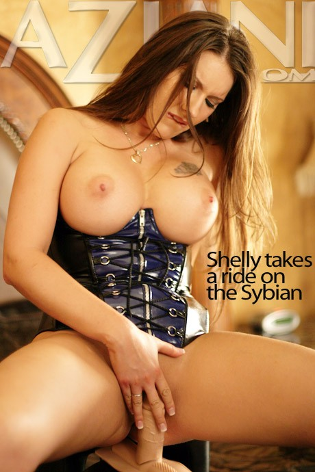 Shelly Depalma - `Set 3` - for AZIANI ARCHIVES