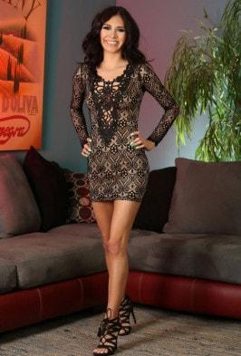 Kara Faux  from AZIANI