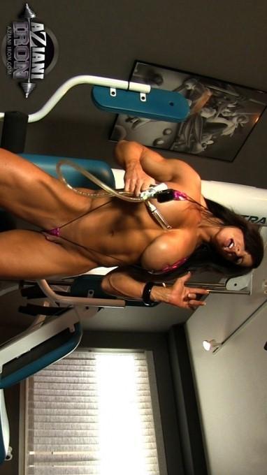 Angela Salvagno - `HD video 5` - for AZIANIIRON