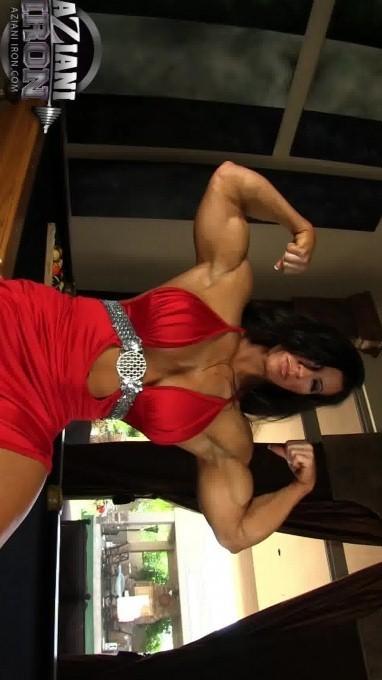 Angela Salvagno - `HD video 12` - for AZIANIIRON