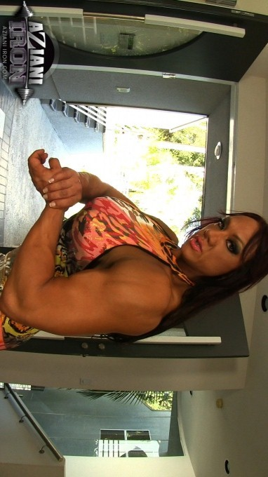 Amber Deluca - `HD video 2` - for AZIANIIRON