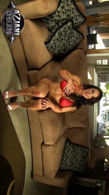 Brandi Mae - `HD video 7` - for AZIANIIRON