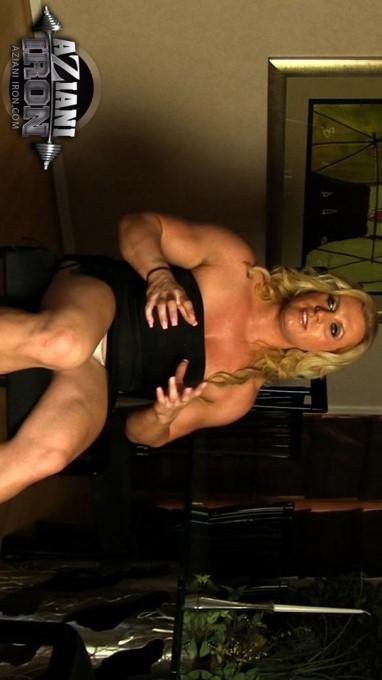 Joanna Thomas - `HD video 1` - for AZIANIIRON