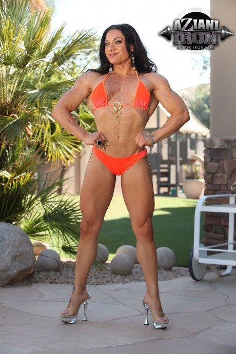 Ripped Vixen - `Set 4` - for AZIANIIRON