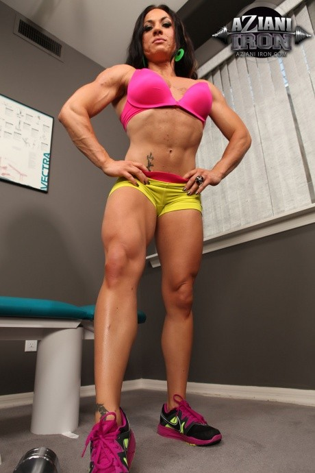 Ripped Vixen - `Set 5` - for AZIANIIRON