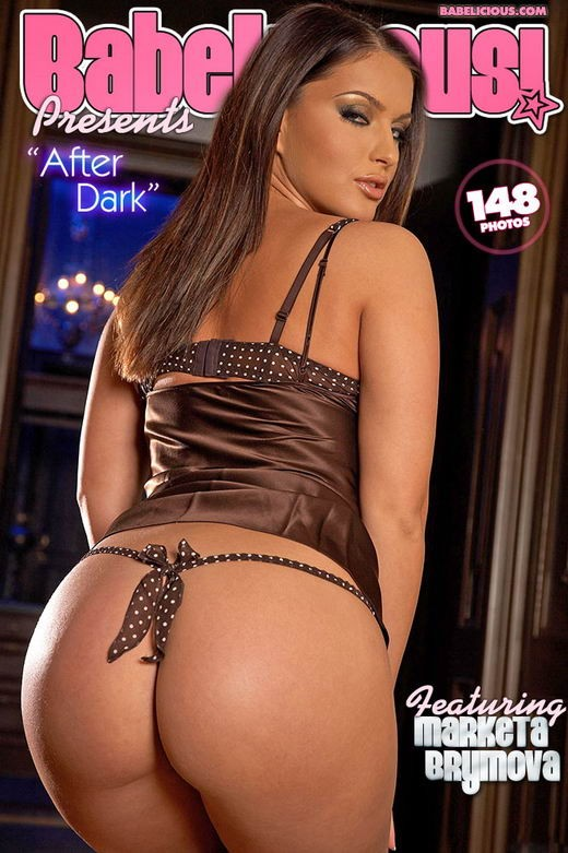 Marketa Brymova - `After dark` - for BABELICIOUS