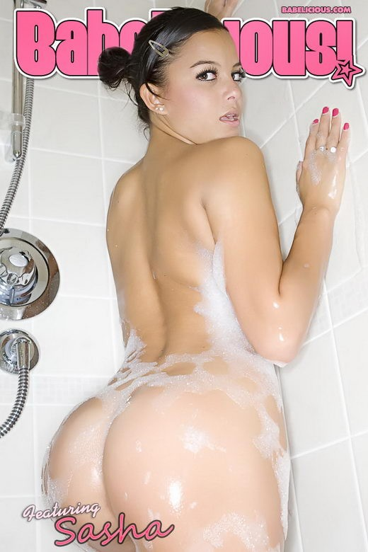 Sasha - `Bathing Babe` - for BABELICIOUS