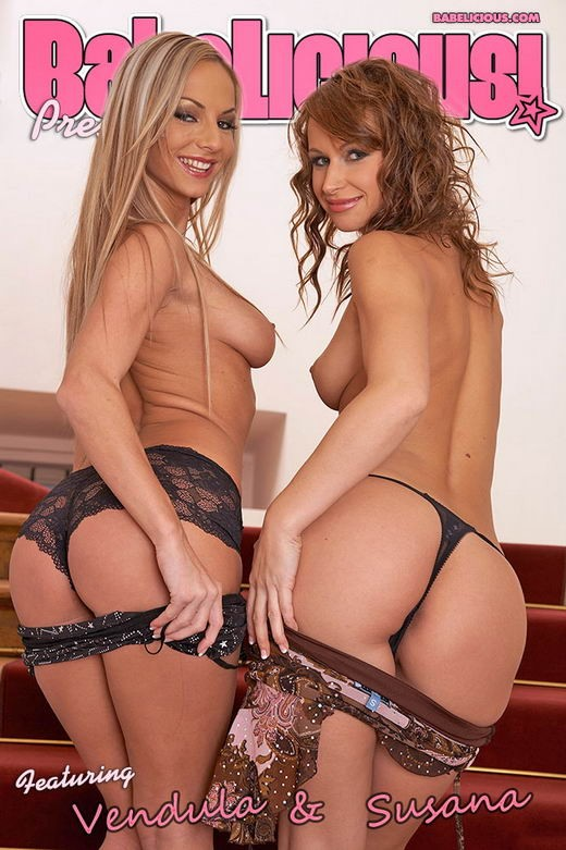 Vendula B & Susana Spears in Hot and We Know It gallery from BABELICIOUS