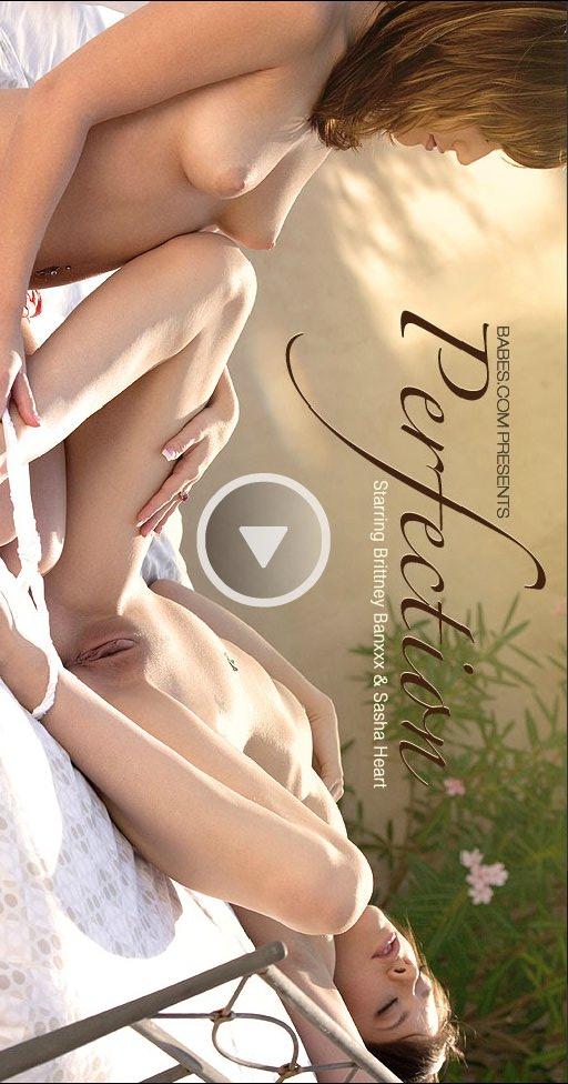 Brittney Banxxx & Sasha Heart - `Perfection` - for BABES