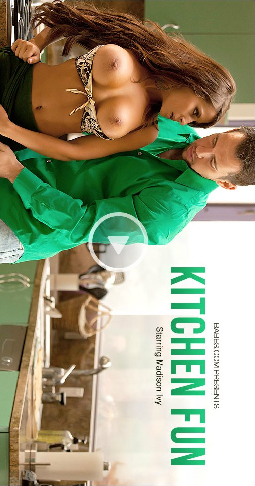 Madison Ivy - `Kitchen Fun` - for BABES
