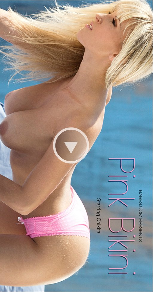 Chikita - `186 images + Pink Bikini` - for BABES