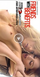 Stoya & Kayden Kross - Friends With Benefits