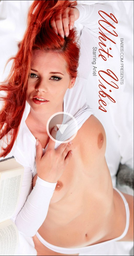 Ariel - `White Vibes` - for BABES