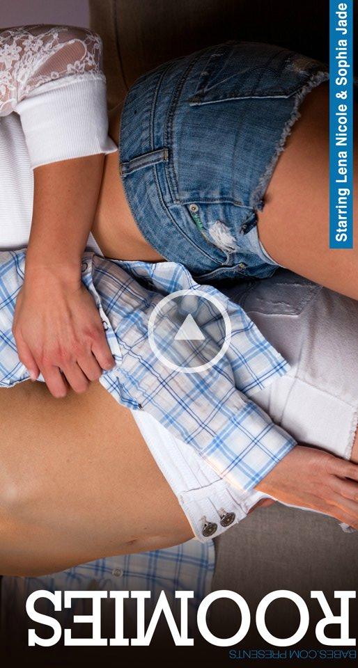 Sophia Jade & Lena Nicole - `Roomies` - for BABES