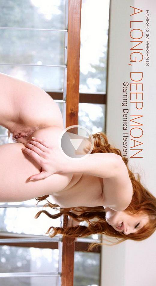 Denisa Heaven - `Along, Deep Moan` - for BABES
