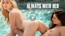 Abigaile Johnson & Shyla Jennings in Always With Her gallery from BABES
