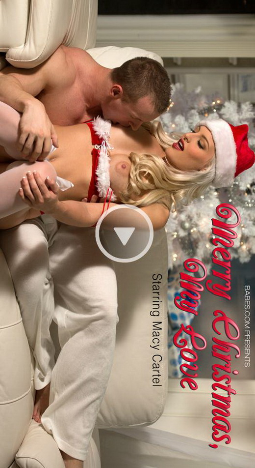 Macy Cartel - `Merry Christmas My Love` - for BABES