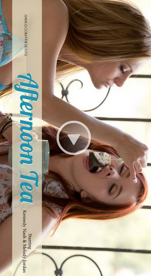 Kennedy Nash & Melody Jordan - `Afternoon Tea` - for BABES