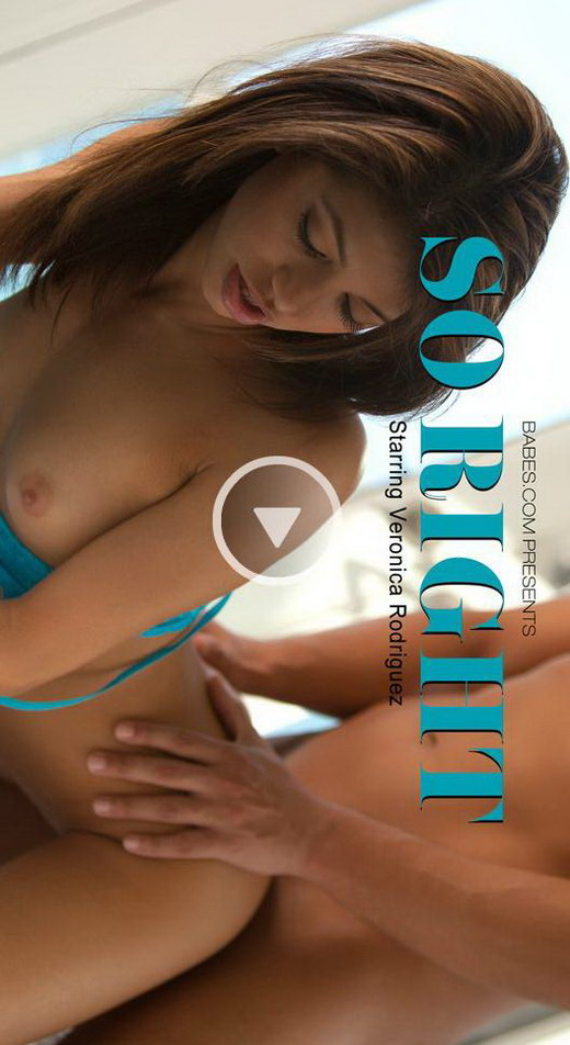 Veronica Rodriguez - `So Right` - for BABES