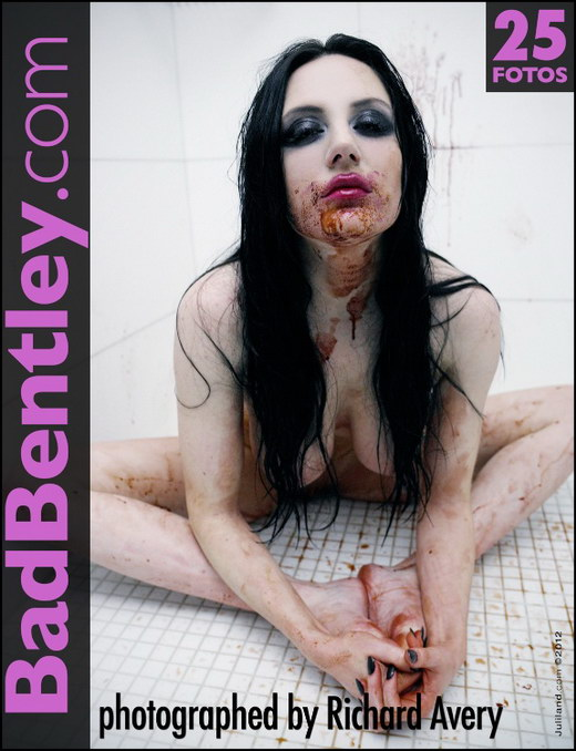 Samantha Bentley - `008` - by Richard Avery for BADBENTLEY