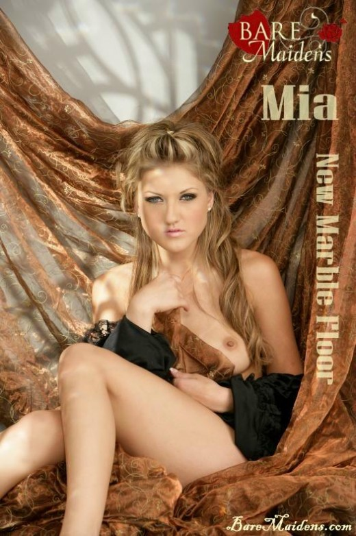 Mia - `New Marble Floor` - for BARE MAIDENS